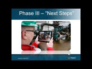 Fiatech Webinar - Advancing Asset Knowledge through the Use of Augmented Reality