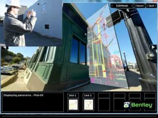 AR tool for construction by Bentley.